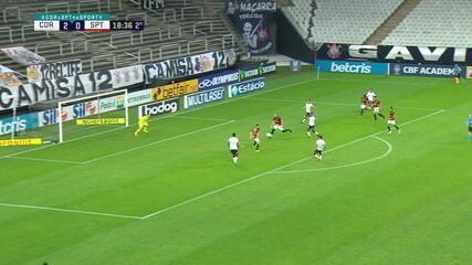 Melhores momentos: Corinthians 3 x 0 Sport, pela 31ª rodada do Brasileirão