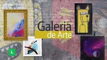 Galeria de Arte: Natália Lemes