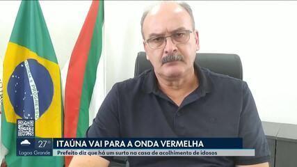 Casos de Covid-19 são registrados em lar de idosos em Itaúna