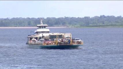 Com atraso, carregamento de oxigênio chega a Manaus