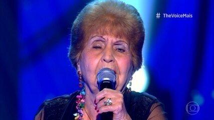 Miracy de Barros canta 'Quando Te Vi'