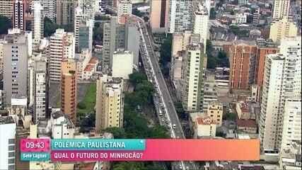 'Mais Você' visita o bairro Santa Cecília em homenagem ao aniversário de São Paulo