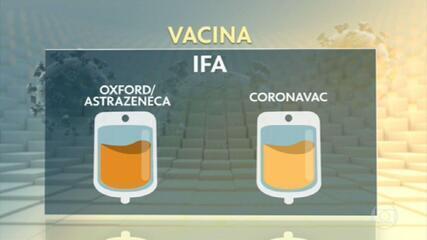 Fiocruz negocia a compra de mais doses prontas da vacina de Oxford/AstraZeneca