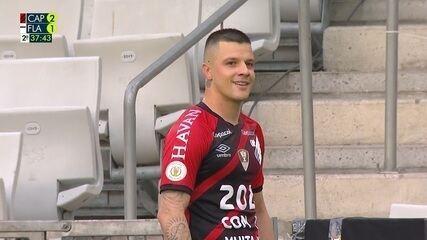 Veja os gols de Renato Kayzer no Brasileirão de 2020/21