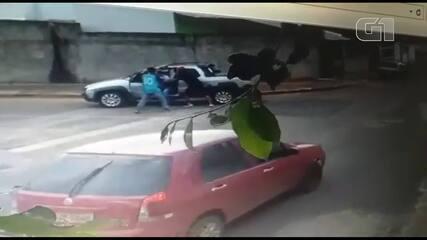 PM morre após ser baleado durante assalto em São Sebastião, no DF