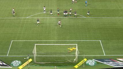 Melhores momentos: Palmeiras 1 x 1 Vasco pela 1ª rodada do Campeonato Brasileiro