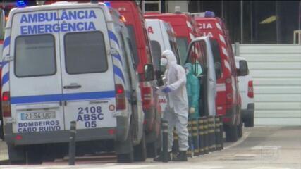 Portugal liga alerta com alta de internações por Covid