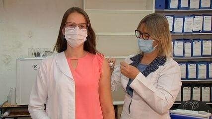 Cidades da região de Jundiaí recebem doses da vacina de Oxford