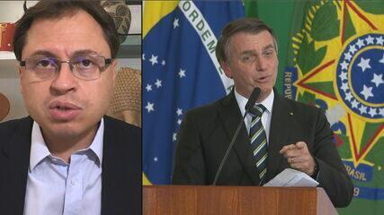Camarotti: 'Bolsonaro está jogando com tudo na disputa pelo comando da Câmara e do Senado'