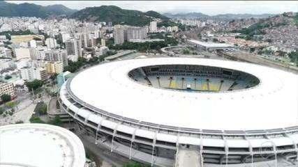 Santos e Palmeiras decidem o título da Libertadores no Maracanã