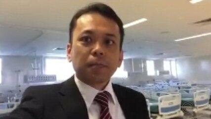 Promotor de Saúde de Bauru diz que HC não opera da forma que o estado divulga