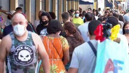 São Paulo entra em fase vermelha no fim de semana para conter pandemia