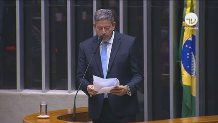 Em discurso no plenário, Arthur Lira diz: 'A Câmara tem que ser de todos'