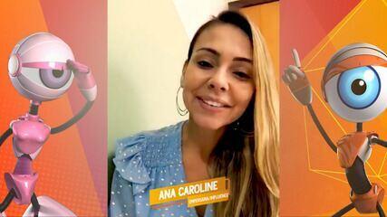 Confira as apostas de Ana Caroline