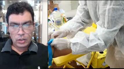 Vacina 100% brasileira pretende proteger contra gripe e Covid-19