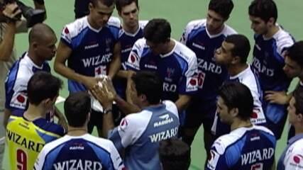 Ricardo Navajas relembra momentos históricos como técnico do vôlei de Suzano
