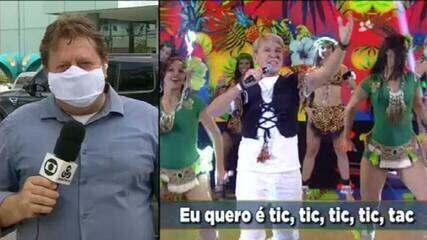 Morre o cantor Zezinho Corrêa, do grupo Carrapicho