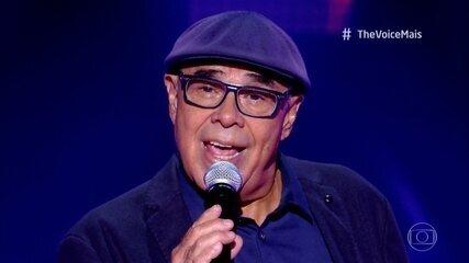 Eduardo Milan canta Alguém Me Disse