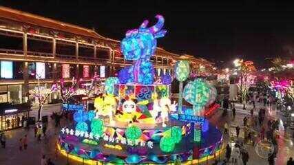 Ano novo lunar na China vai ser diferente por cauda da pandemia