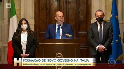 Itália está a poucos passos de formar novo governo