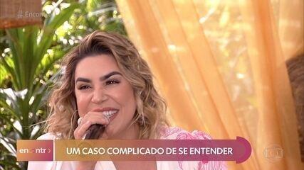 Bruno Cardoso e Naiara Azevedo cantam 'É o Amor'