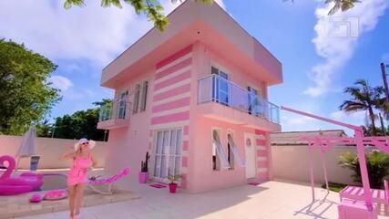 Casa demorou um ano para ficar pronta e custou mais de R$ 500 mil