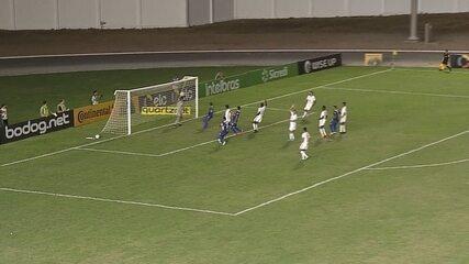 Gol da reinauguração do Estádio Canarinho completa 1 ano e autor relembra