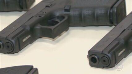 Quatro decretos do governo federal facilitam a compra e o porte de armas