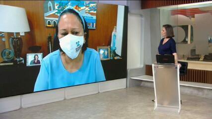 Em meio à aglomerações, governadora do RN fala sobre pandemia: ocupação de 100% dos leitos