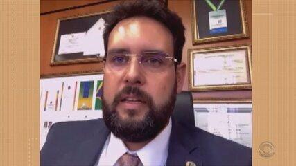 Assessora admite a existência de rachadinha no gabinete do deputado Ruy Irigaray