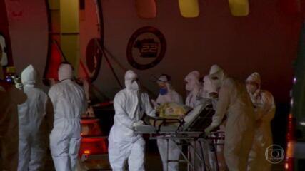 Ministério da Saúde confirma quatro casos da variante brasileira do novo coronavírus no Rio