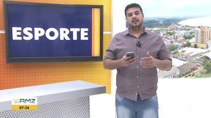 Lateral Zagalo fala sobre oportunidade de jogar em Rondônia