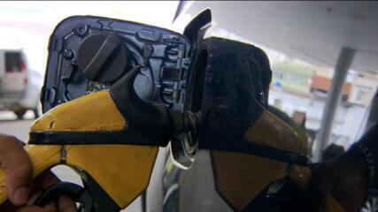 Petrobras sobe preços da gasolina e do diesel nas refinarias