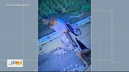 Homem é preso suspeito de estuprar mulher e a abandonar em lote baldio de Goiânia