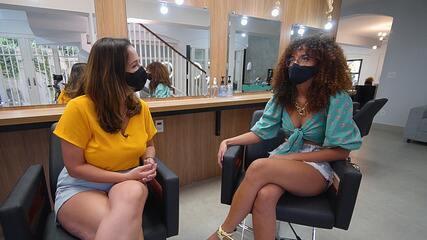 Conheça a história de três mulheres que aceitaram a beleza do cabelo natural