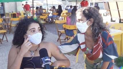 Maria Menezes vai às ruas mapear os feriados prolongados