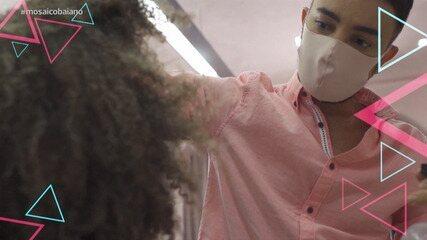 Hair stylist Kal Nascimento dá dicas para cabelos crespos e cacheados