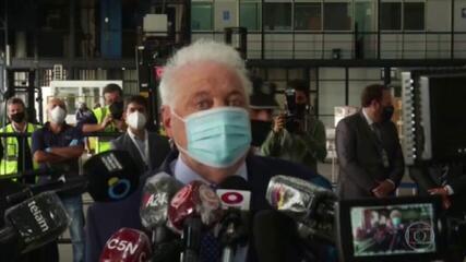 Ministro da Saúde da Argentina renuncia
