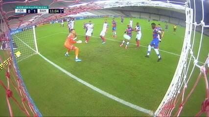 Melhores momentos de Fortaleza 0 x 4 Bahia, pela 37ª rodada do Brasileirão 2020
