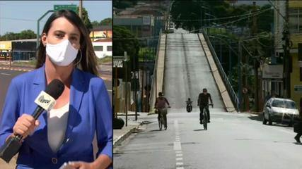 População de Araraquara (SP) terá de ficar 60 horas sem sair de casa