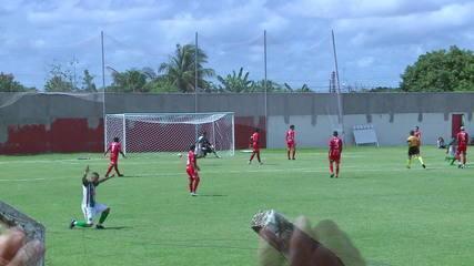 Os gols de 4 de julho 1 x 2 Fluminense-PI pela1ª rodada do Piauiense 2021