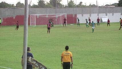 Os gols de Altos 1 x 1 Flamengo-PI pela 1ª rodada do Piauiense 2021