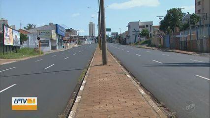 Confinamento pode ser prorrogado se curva de contágio não cair, diz prefeito de Araraquara