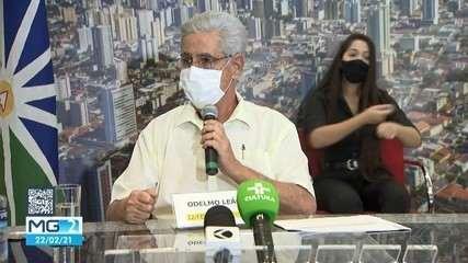 Covid-19: Uberlândia terá hospital de campanha, lei seca e toque de recolher