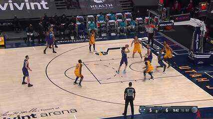Confira o Top 10 da noite de segunda da NBA