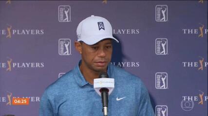 Tiger Woods é operado após grave acidente de carro; quadro é estável