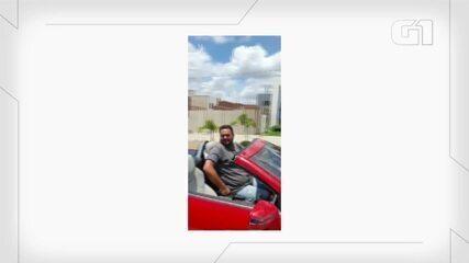 Paraibano compra carro de luxo, 'não cabe' no veículo, e vídeo viraliza na web