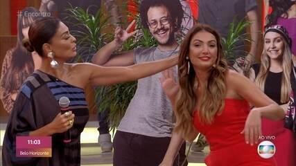 Juliana Paes conta como foi gravada briga com Carla Diaz em 'A Força do Querer'