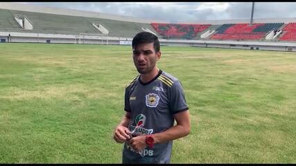 Técnico do Galvez fala sobre rival da Copa do Brasil Sub-20 e espera que jogo seja no Acre