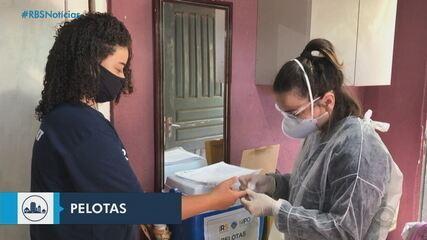 1 a cada 10 moradores do RS foi contaminado por Covid-19, aponta pesquisa da UFPel